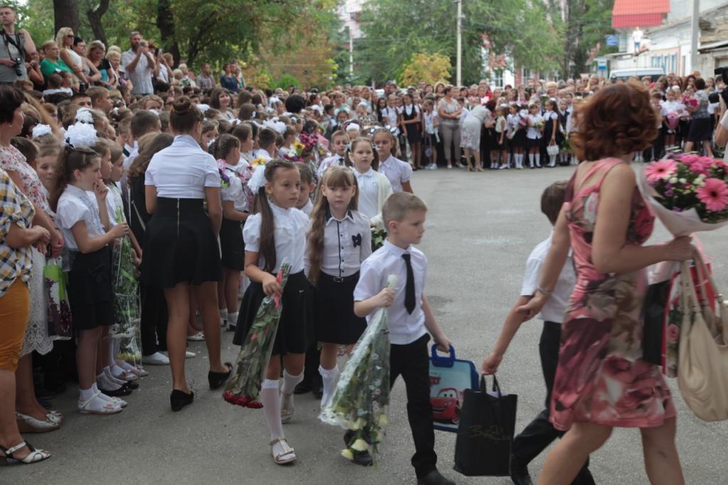 1сентября вКрыму неоткроется 12 школ