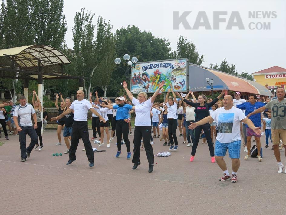 Фото новости - 12 августа в Феодосии отметят День физкультурника