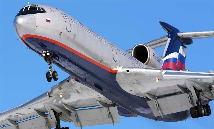 Следствие поделу окрушении Ту-154 продлено допервой годовщины трагедии