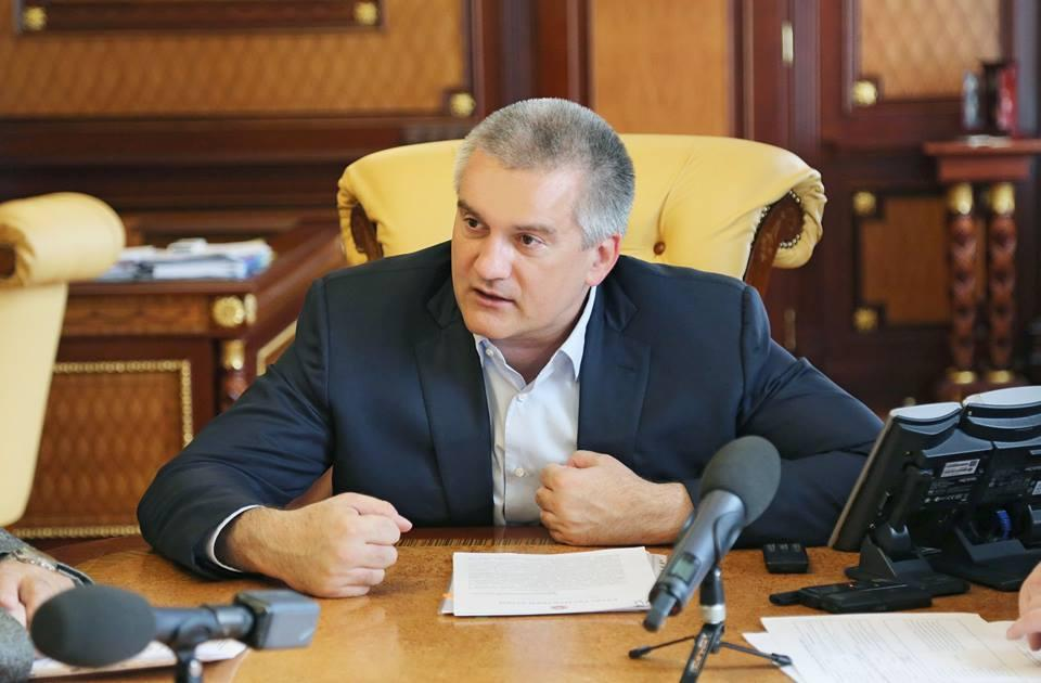 Аксёнов проинформировал обувольнении основного архитектора Симферополя