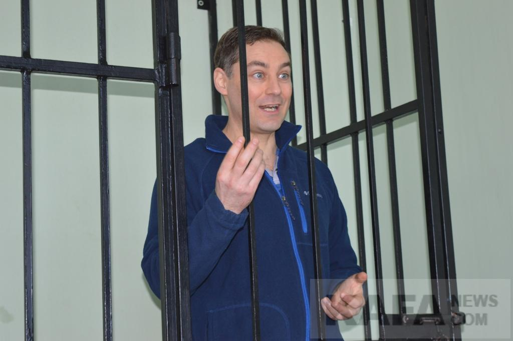 Дмитрия Щепеткова хотят посадить на девять лет
