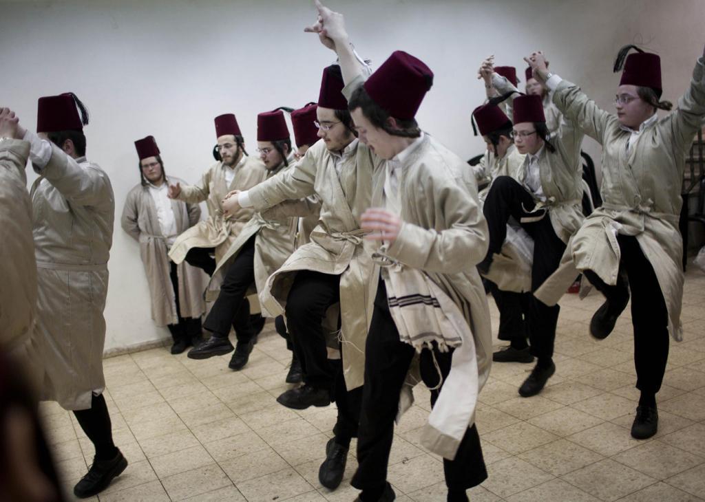 мессианские еврейские знакомства: