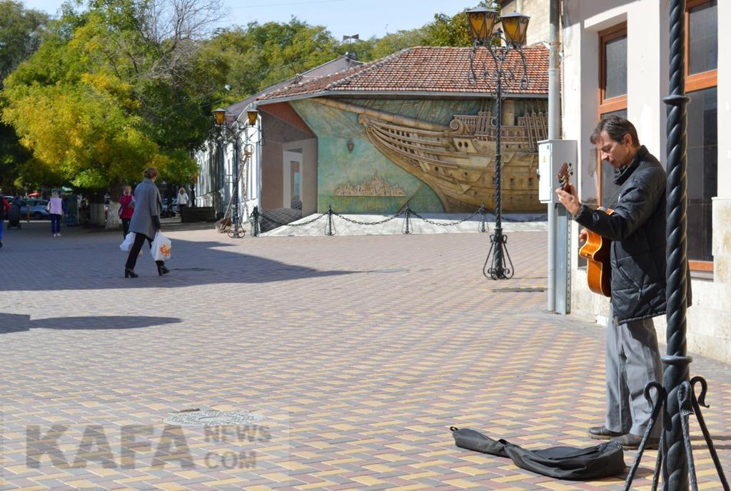 Фото новости - Феодосия. Краски октября(фоторепортаж)
