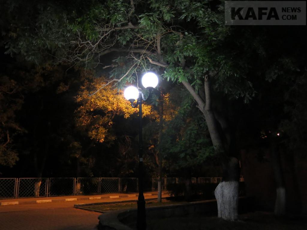Фото новости - Феодосия  потребляет много электроэнергии