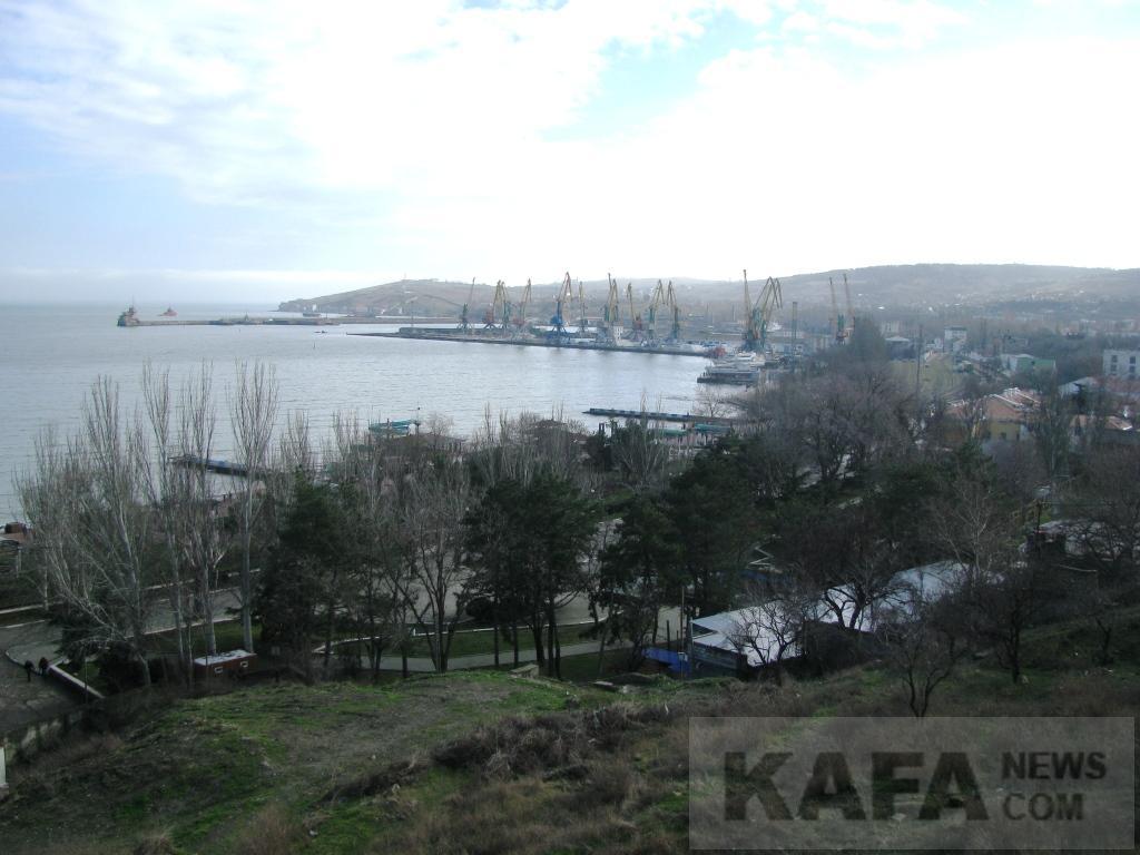 Фото новости - Феодосия: солнечный февральский день(фоторепортаж)