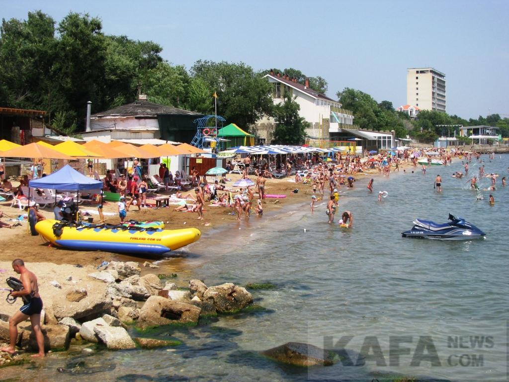 Фото новости - Феодосия за день до Дня города(фоторепортаж)