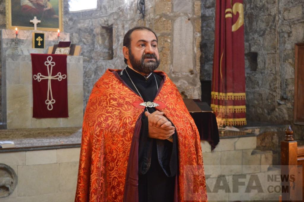 Фото новости - Феодосийские армяне почтили память жертв геноцида (видео)(фоторепортаж)