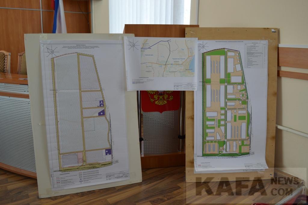 Фото новости - Феодосийские заводы предложили перенести за город(фоторепортаж)