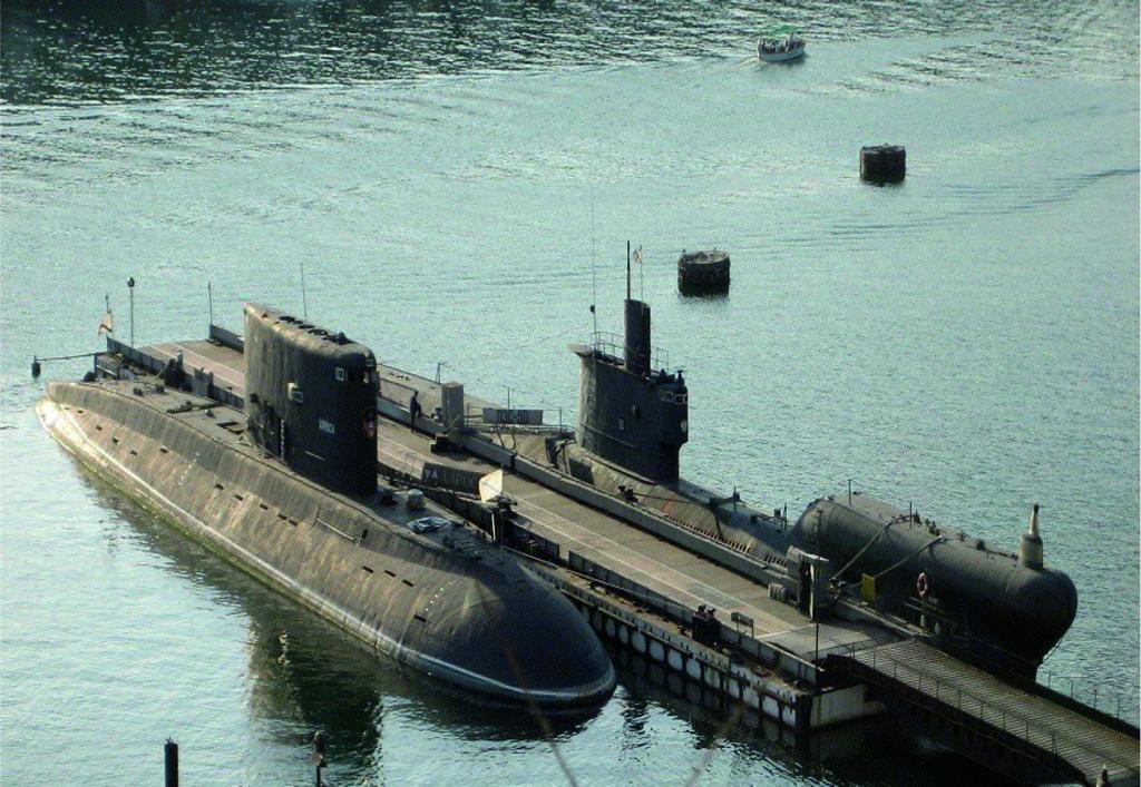 Фото новости - Феодосийскому подплаву исполняется 65 лет