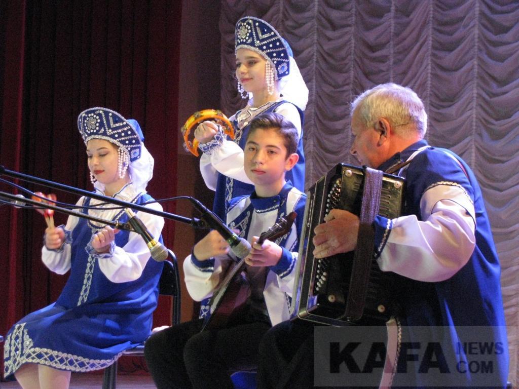 Фото - Феодосию посетил Председатель Госсовета Крыма Владимир Константинов