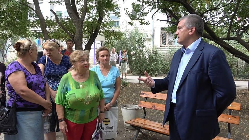 Аксенов инициирует расследование вотношении обвинителя Феодосии