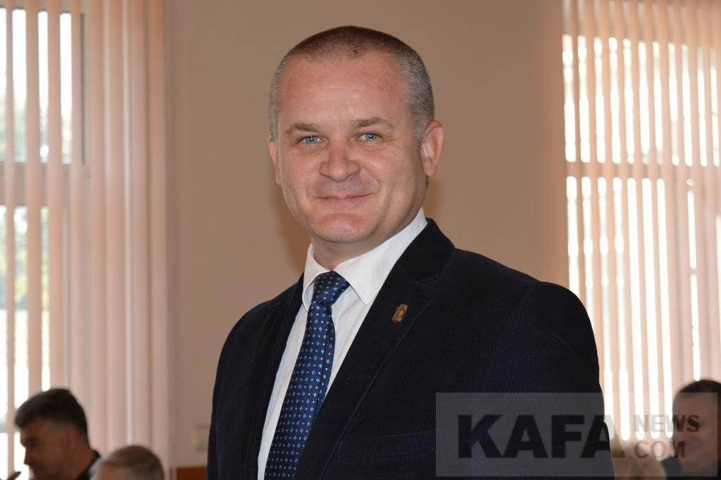 Игорь Заикин покидает пост председателя Контрольно счетной палаты  Игорь Заикин покидает пост председателя Контрольно счетной палаты Феодосии