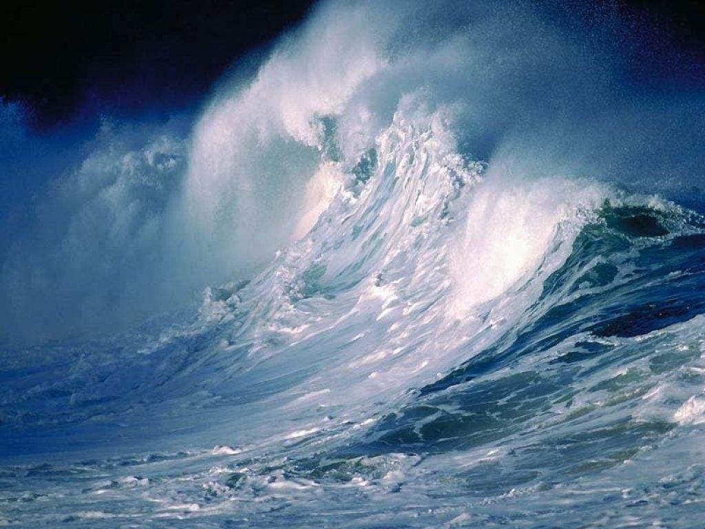 Видео Море Шторм