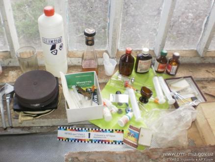 Как сделать химию дома