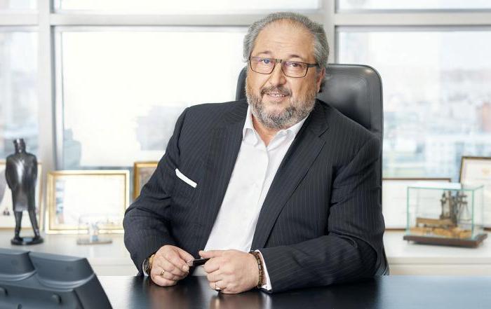 Из России уехал миллиардер Минц состоявший в санкционном списке