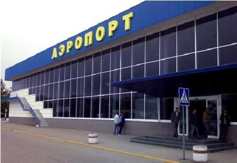 Ваэропорту Симферополя отменены десятки рейсов