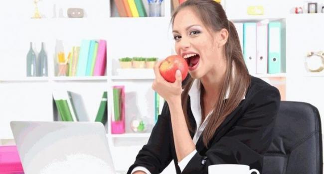 как похудеть сидячая работа