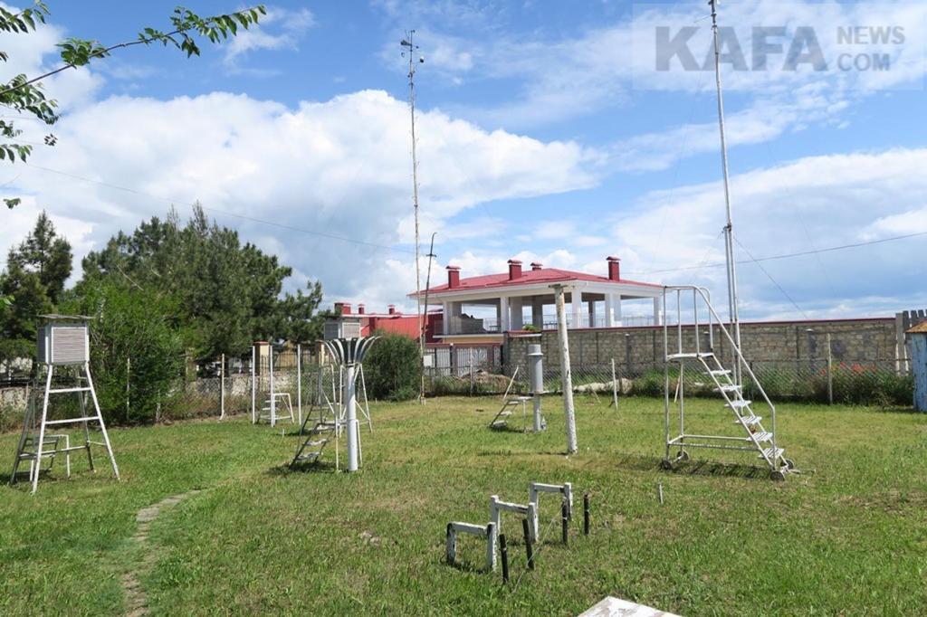 Фото новости - Как сегодня выглядит феодосийская метеорологическая станция(фоторепортаж)
