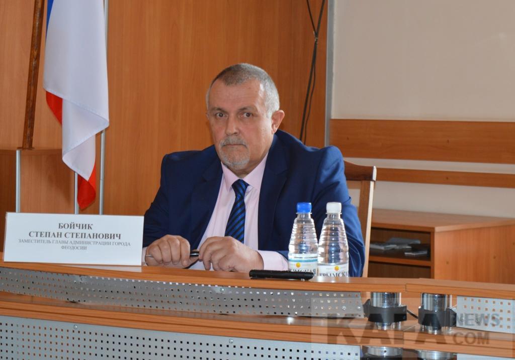 Фото - Какие направления курируют замы главы администрации Феодосии?