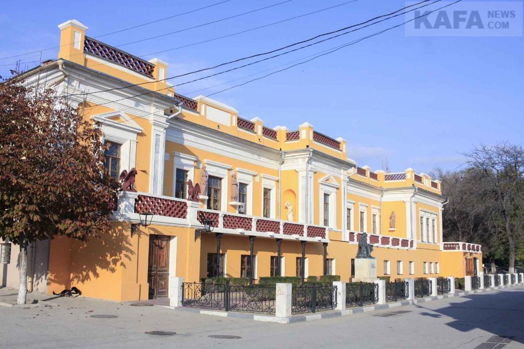 Картинная галерея Айвазовского останется всобственности Крыма