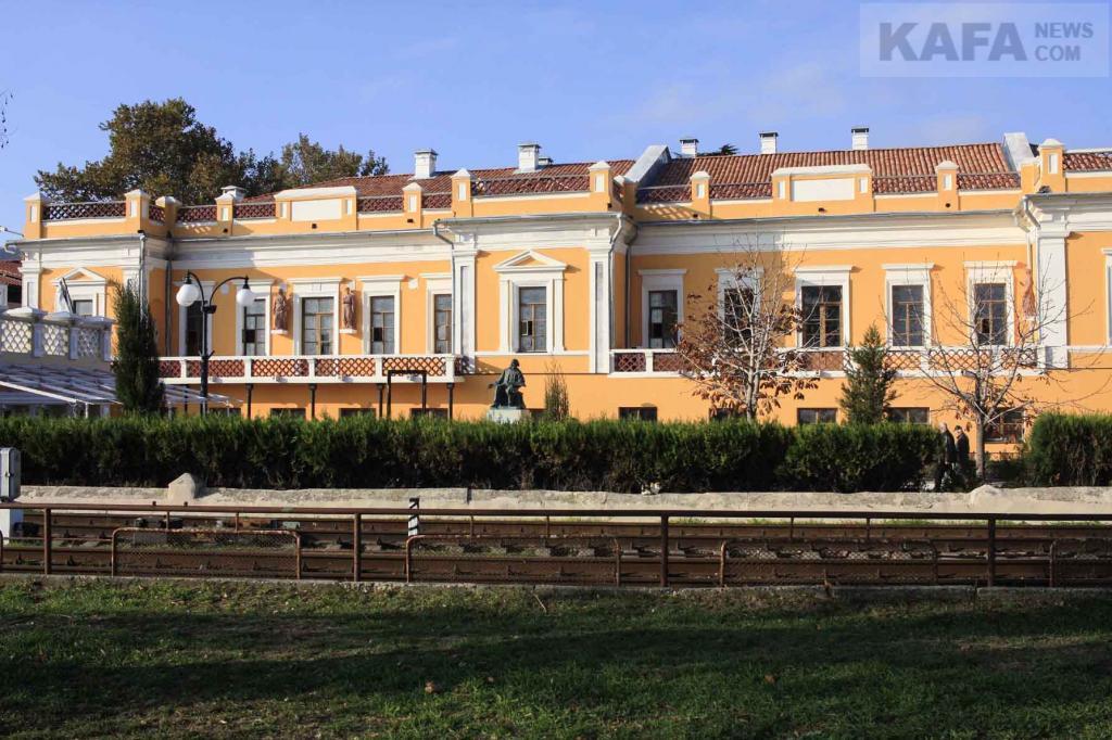 Айвазовского – будет федеральной республиканской или городской