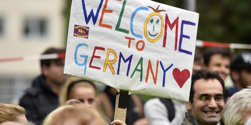 Китайский турист по ошибке попросил убежища в Германии