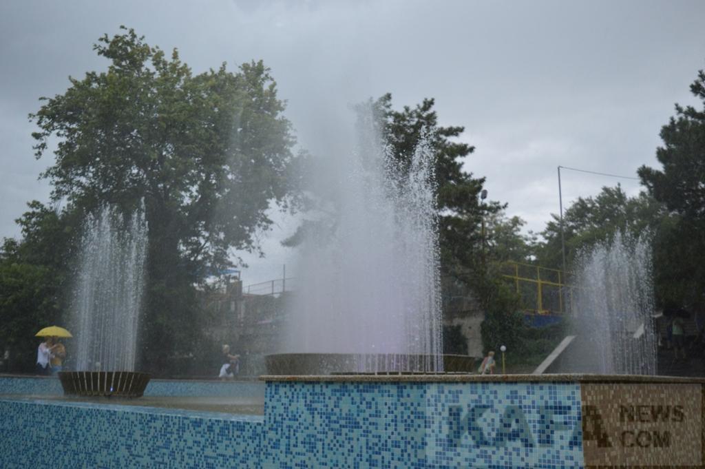 Фото новости - Когда работает Светомузыкальный фонтан?