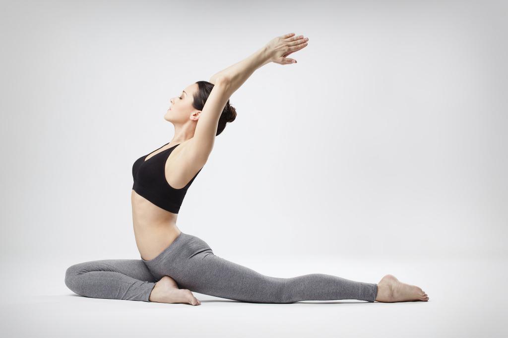 В конце йоги говорят