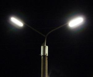 Фото новости - Коктебельские власти ведут работы по освещению поселка