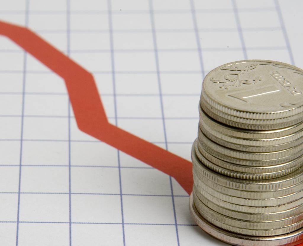 Количество просроченных розничных кредитов в РФ за 2015 году выросло на 30