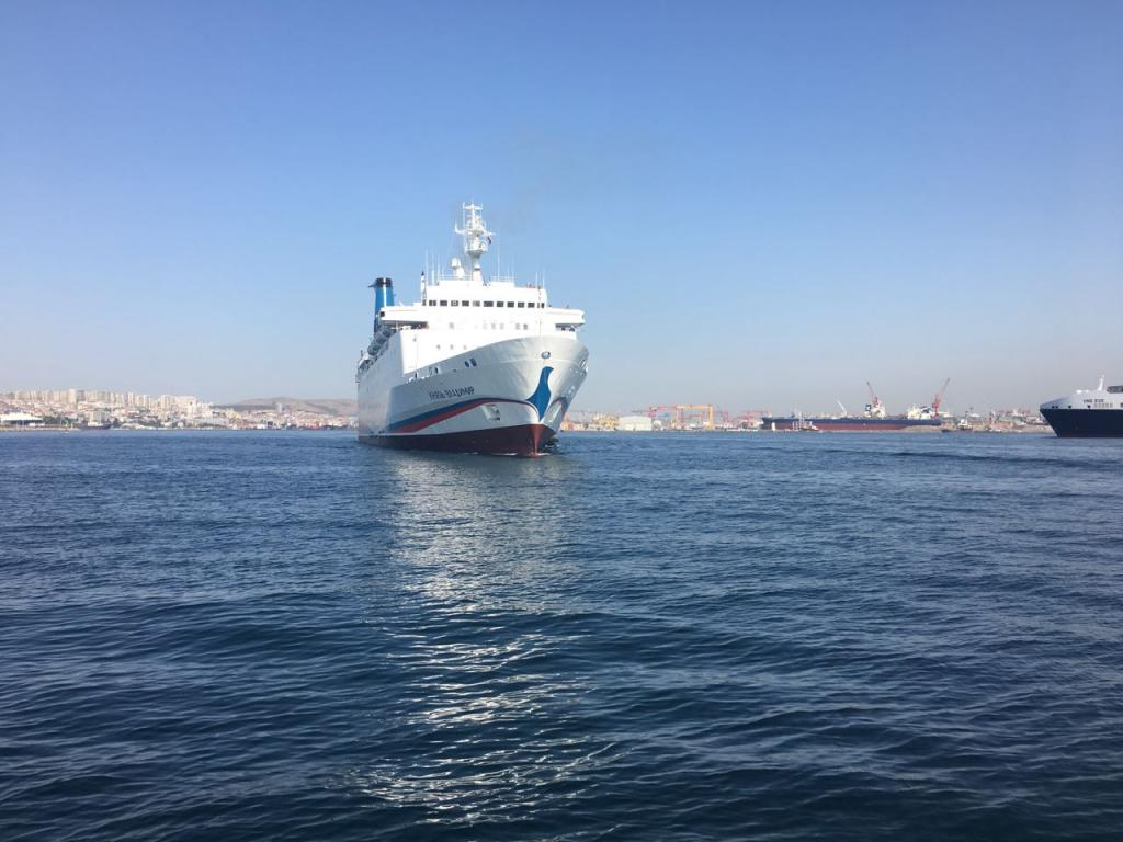 Круизное судно «Князь Владимир» прибыло впорт Сочи