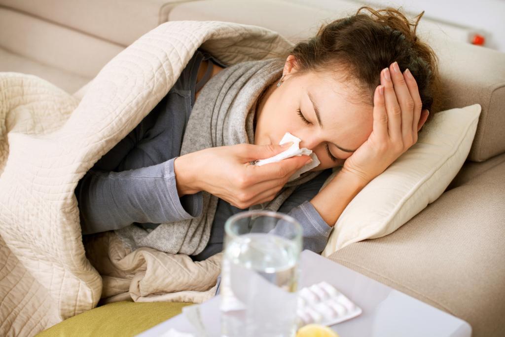 ВЧелябинске на15% выросло число заболевших пневмонией