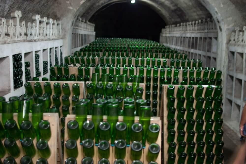 Назахваченный оккупантами вКрыму завод шампанских вин претендует друг Владимира Путина