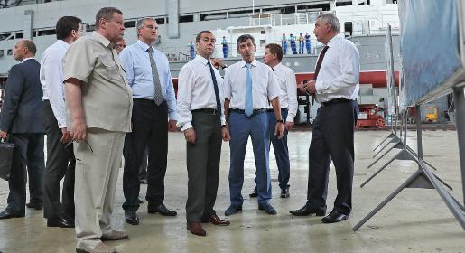 Рогозин поведал оросте объема производства учреждений ОПК вКрыму