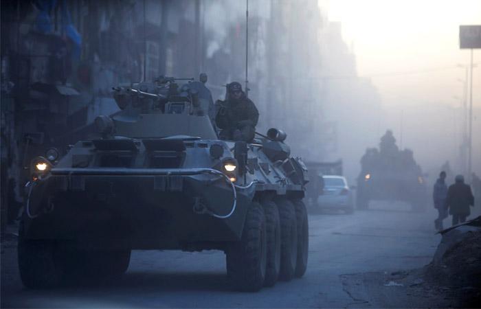 Половина граждан России считает, чтоРФ должна закончить военную операцию вСирии— Опрос
