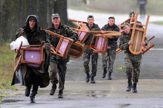 Украинская армия как она есть