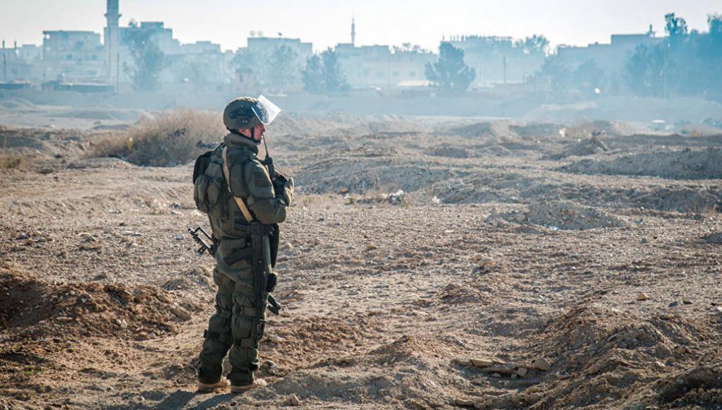 Путин: военныеРФ внесли решающий вклад вразгром террористов вСирии