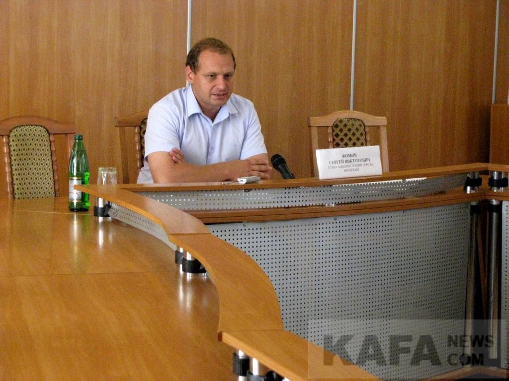 Фото новости - Муниципальный транспорт в Феодосии: быть или не быть?(фоторепортаж)