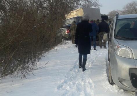 Симферополь: Два человека погибли при столкновении «Приоры» с грузовым автомобилем натрассе Севастополь