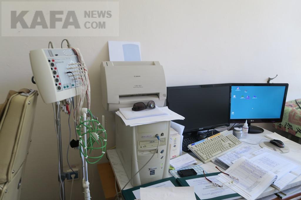 Фото новости - Неврологическое отделение городской больницы Феодосии: взгляд изнутри