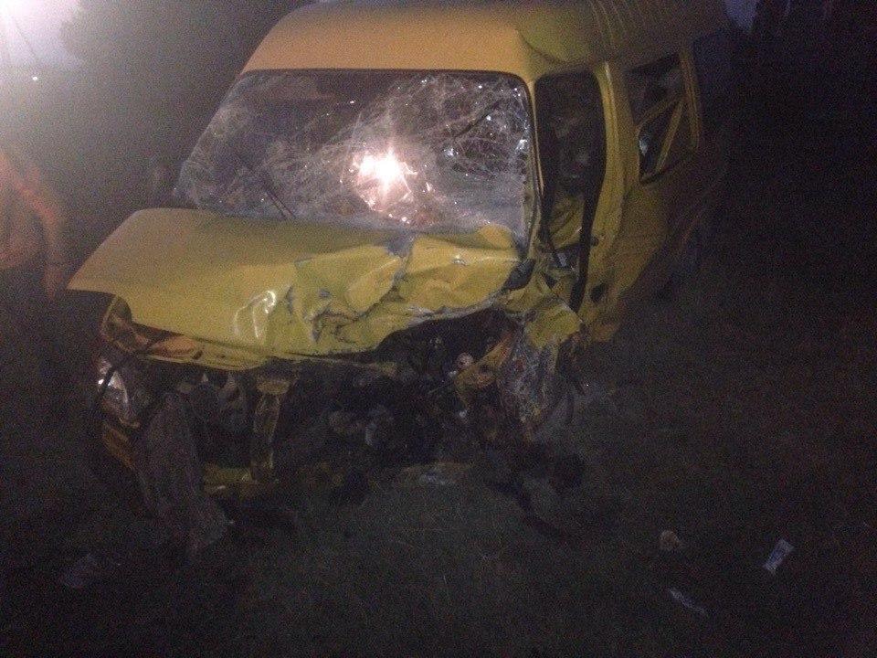 ВДТП натрассе «Симферополь— Керчь» умер мужчина ипострадали двое