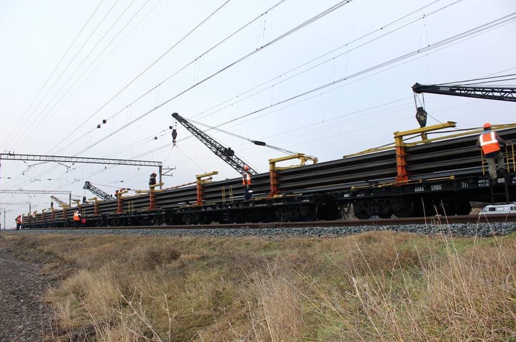 Скорость поездов вКрыму возрастет благодаря реконструкции путей