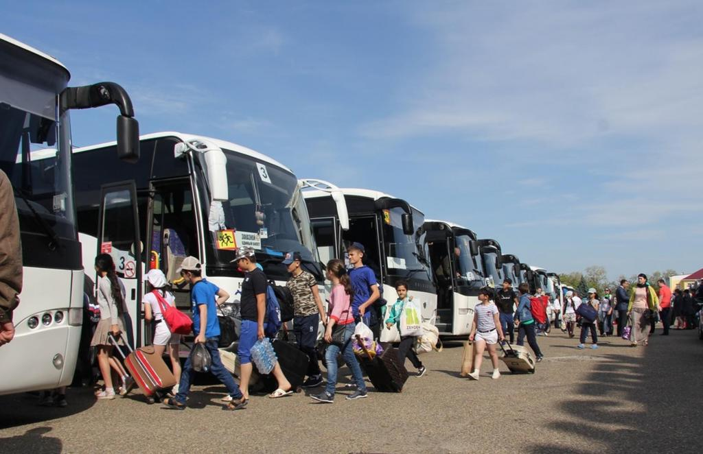Неменее 100 тыс пассажиров уже воспользовались «единым билетом» вКрым иобратно