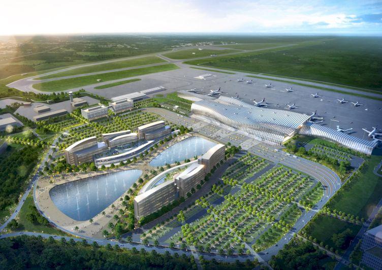 При новом терминале аэропорта «Симферополь» начала работу автостанция