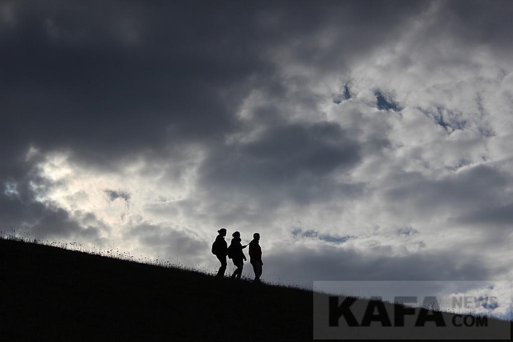 Фото - Прогулка на мыс Киик-Атлама