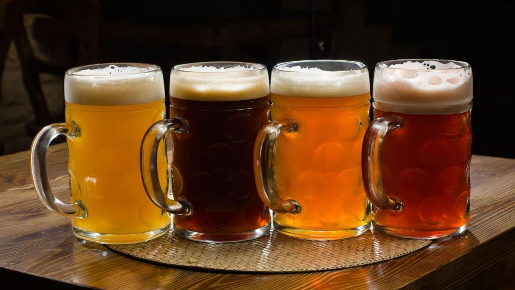 В РФ резко упало производство пива