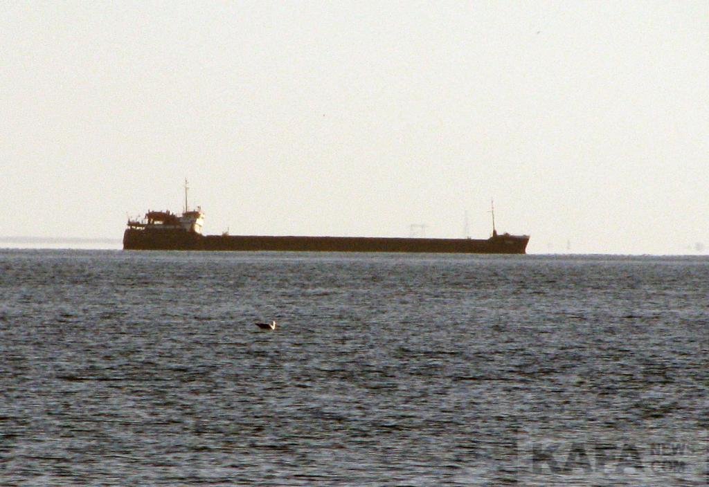 Фото новости - Прокуратура начала проверку по факту происшествия с сухогрузом в Феодосийском заливе