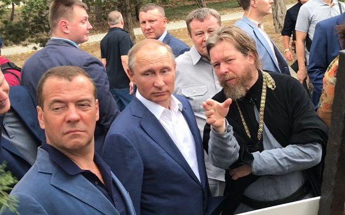 Владимир Путин прибыл срабочей поездкой вСевастополь