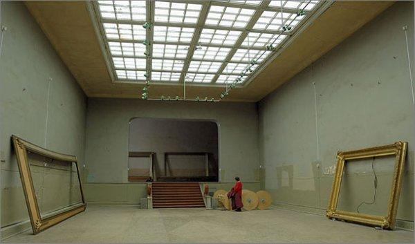 Фото новости - Путин поручил привести Феодосийскую картинную галерею в удовлетворительное состояние