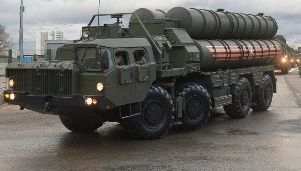 Соединения ПВО вКрыму снабдят С-400 в этом году